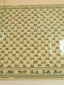 Fliesen Mit Tapete überkleben : uralte puppenk chen fliesen tapete mit delftermuster 1910 ~ Michelbontemps.com Haus und Dekorationen