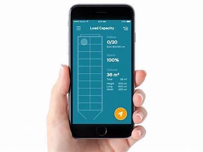 Load Capacity App Dribbble Max