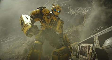 Bumblebee Trailer Takes The Transformers Back To The 1980s