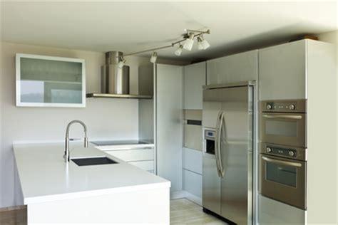 frigo americain dans cuisine equipee réfrigérateur américain et encastrable le guide de