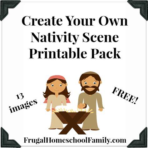 search results  nativity scene printable cutouts calendar
