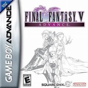 Final Fantasy V Advance USA ROM Download For Gameboy