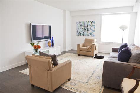 Minimalist Family Room