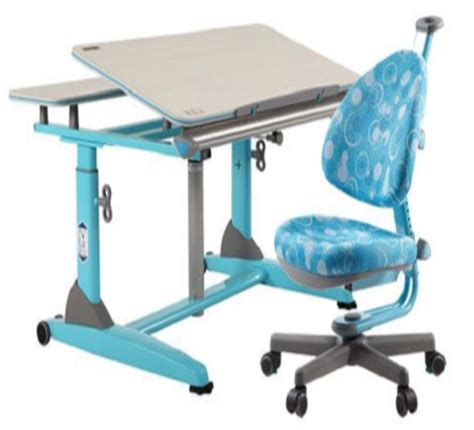Height Adjustable Ergonomic Kids & Youth Desk & Chair