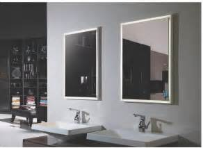fiori ii lighted vanity mirror led bathroom mirror