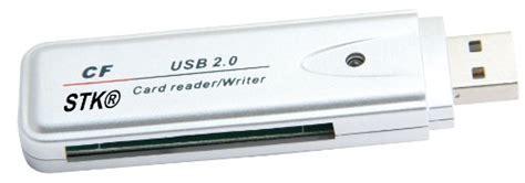 Sterlingtek's Powwer Usb Compact Flash Card Reader