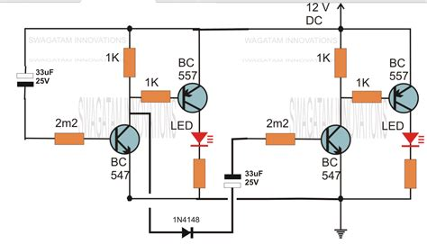 Hobby Electronics Circuits Simple Delay Timer