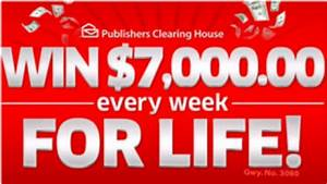 Review: Publishers Clearing House Sweepstakes Scam ...