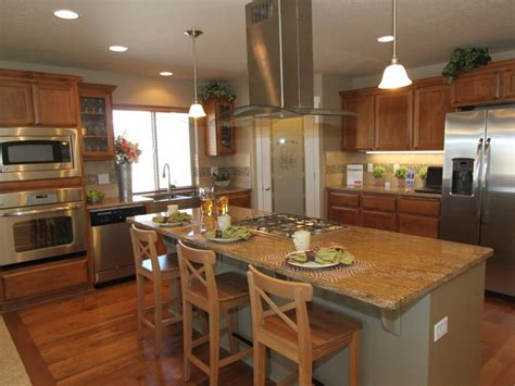 kitchen cabinets inside built by monte vista homes 3034 ne oak dr bend oregon 3034