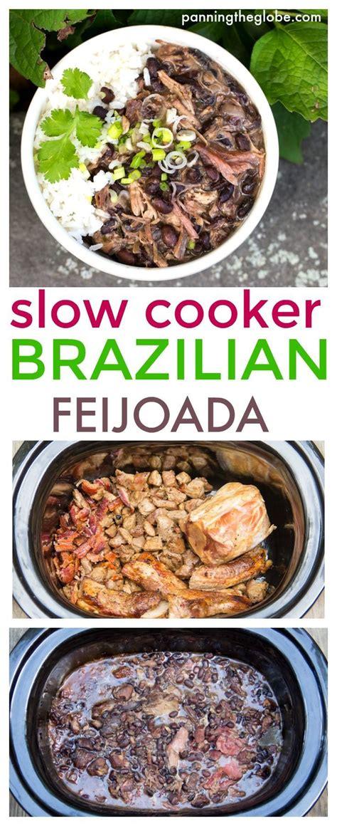 cooking light slow cooker recipes brazilian feijoada recipe cooking light