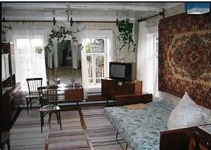 Soviet, Apartments, Interior, In, 1950s