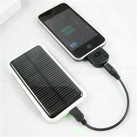 cell phone portable charger solar cellphone charger stay connected best survival