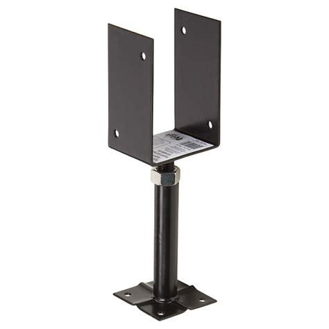 pylex adjustable deck support 10 steel pylex