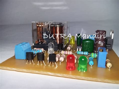 jual modul charger aki 12v atau 24v otomatis auto on di lapak dutra mandiri ichfan aw