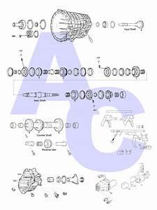 Mt75 Manual Transmission Parts Catalogue