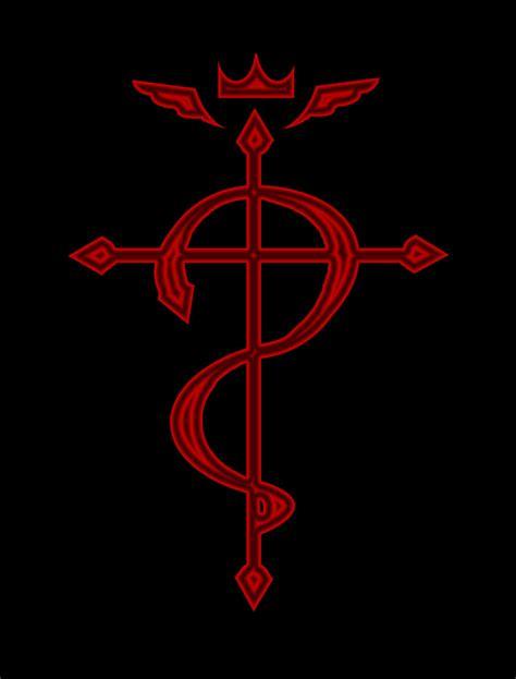 fullmetal alchemist symbol  gawdss  deviantart