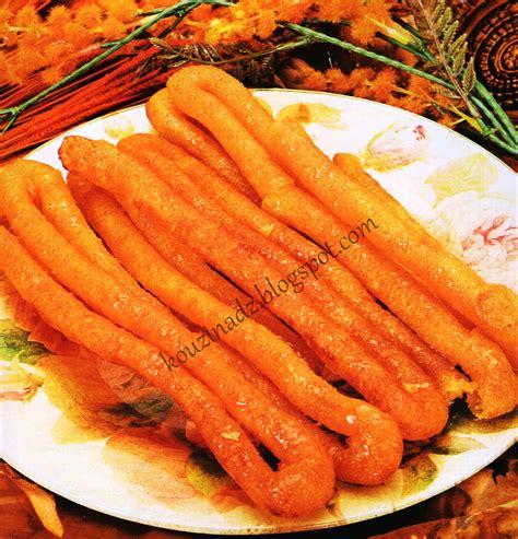 recette de cuisine de a à z la cuisine algérienne zlabia
