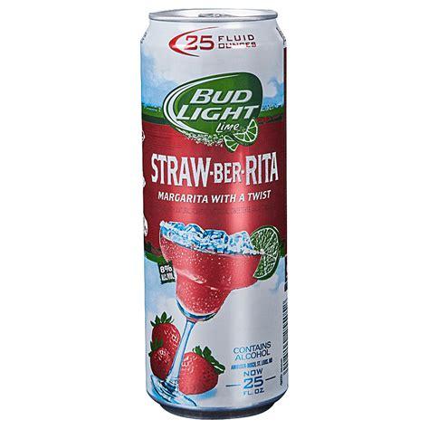 bud light strawberita applejack bud light strawberita 25oz cans