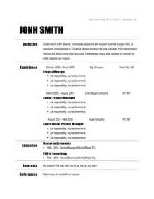 basic resume exles australia movie free resume templates download basic resume templates
