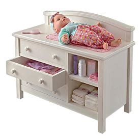 doll changing table woodworking plan  wood magazine