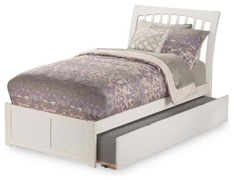Eco-friendly Twin Platform Bed