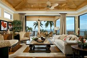 Fireplace Designs With Tv 15 Exotic Tropical Living Room Designs To Make You Enjoy