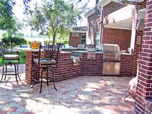 backyard kitchen design ideas 5 ideas to decide an outdoor kitchen design modern kitchens