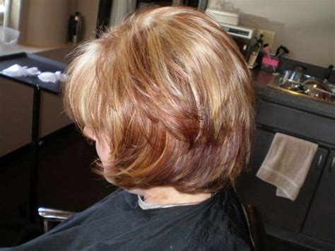 Best 25+ Stacked Bob Long Ideas On Pinterest