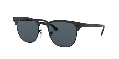 Put the pedal to the metal to discover these standout shades. Ray-Ban RB3716 CLUBMASTER METAL Sunglasses - Ray-Ban Authorized Retailer | coolframes.com