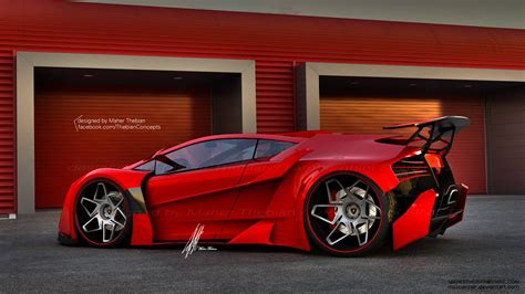 Cars Hd Wallpapers The First Look Lamborghini