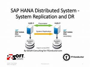 Sap Hana System Replication
