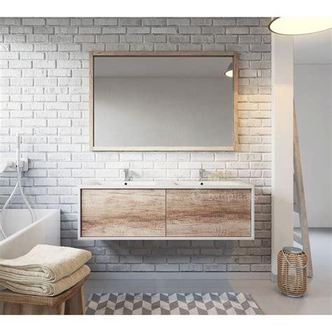 www bader de badmöbel badezimmer badm 195 182 bel hawaii 120 cm nature wood unterschrank schrank waschbecken waschtisch in