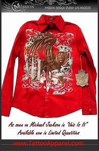 How To Create A Business Card The Mission Clothing Red Lion Shirt As Seen On Michael