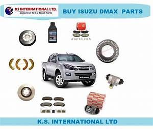 Ks International Ltd  Sells Isuzu D Max Parts Including