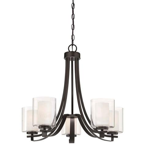 minka lavery parsons studio  light smoked iron chandelier