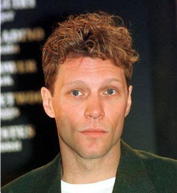 Short Hair For Movie Favorite Jon Bon Jovi Pictures