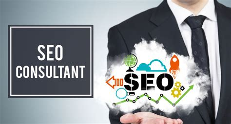 Seo Consultant - step into the shoes of an seo consultant