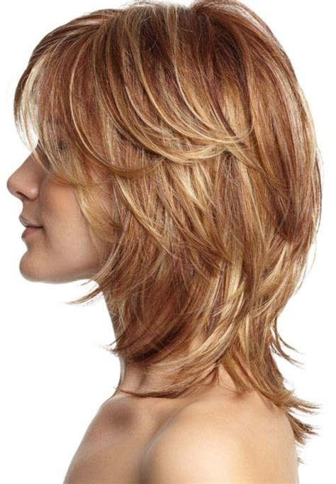 layered haircuts for medium length hair 15 ideas of to mid length layered hairstyles 1284