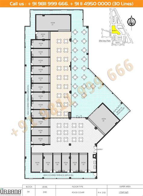 plan cuisines floor plan m3m urbana ground second floors and