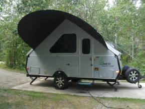 Rockwood Aliner Awnings for Campers