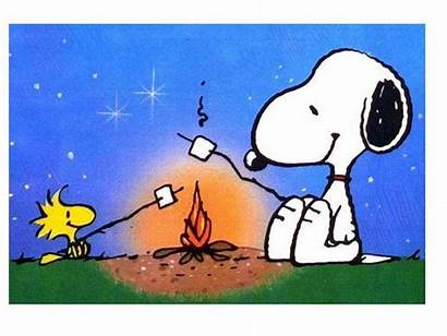 Snoopy Camping Clipart Cliparts Clip Camp Chef