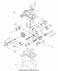 Mtd 14ar808k131  2002  Parts Diagram For Transmission
