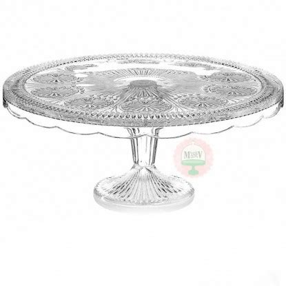 Florentine Cake Standcrystal  Cake Stands Categories