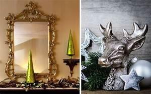 Wandfarbe Silber Glänzend : gold und silberlack streichen ideen von adler ~ Michelbontemps.com Haus und Dekorationen