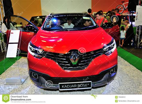 renault singapore all new renault kadjar bose display during the singapore