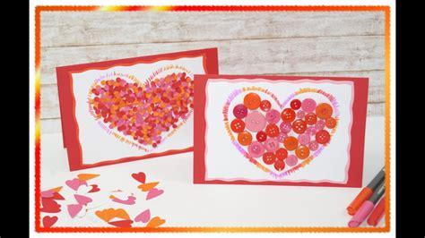 herz karte zum muttertag valentinstag geburtstag