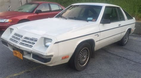 Omni For Sale by Not Many Left Dodge Omni O24