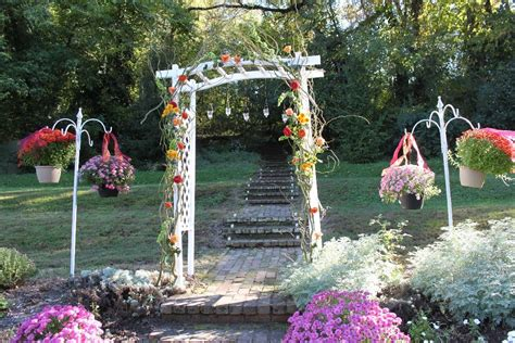 Jennefers Blog Fall Wedding Arches