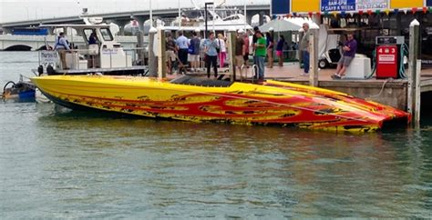 Fast V Hull Boats by Go Fast Boats Five Fabulous 50s Boats