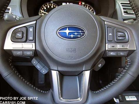 subaru forester steering wheel 2017 subaru heated steering wheel new cars review 2017